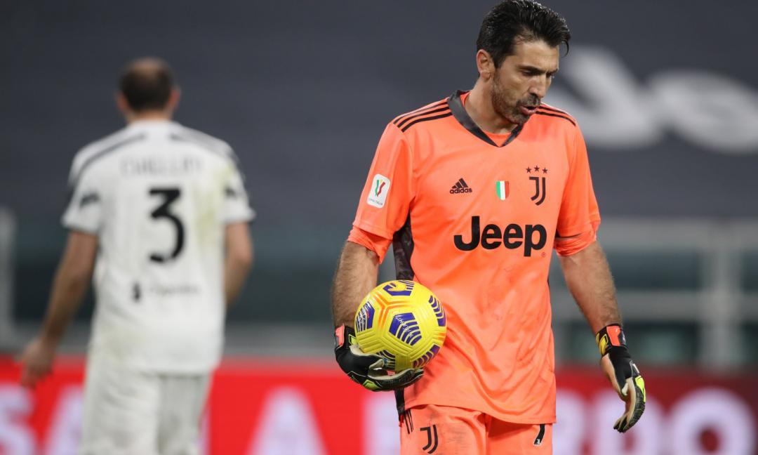 Incredibile Buffon: c'è il Milan!