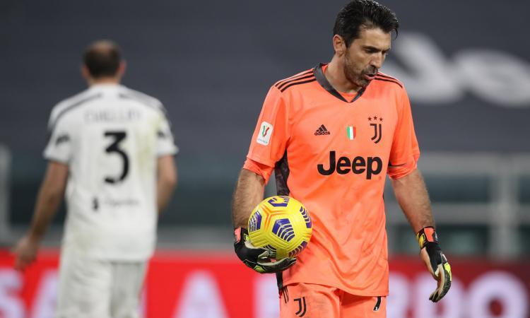 Juve, tutte le ipotesi per il futuro di Buffon