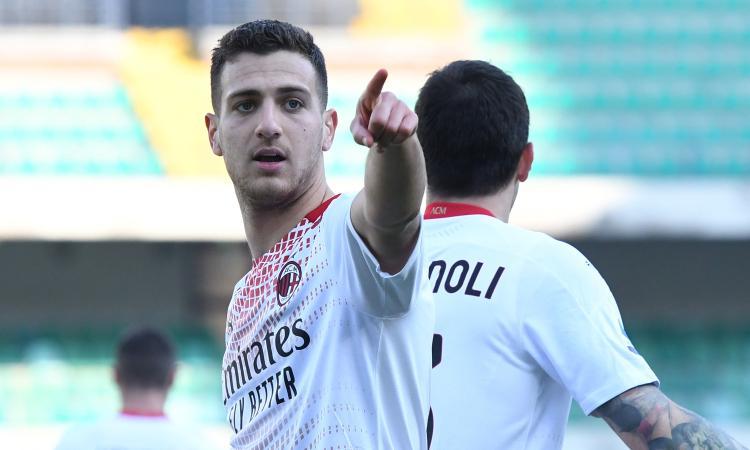 Verona-Milan, le pagelle di CM: che gol Dalot! Kessie monumentale, Krunic decisivo. Hellas assente