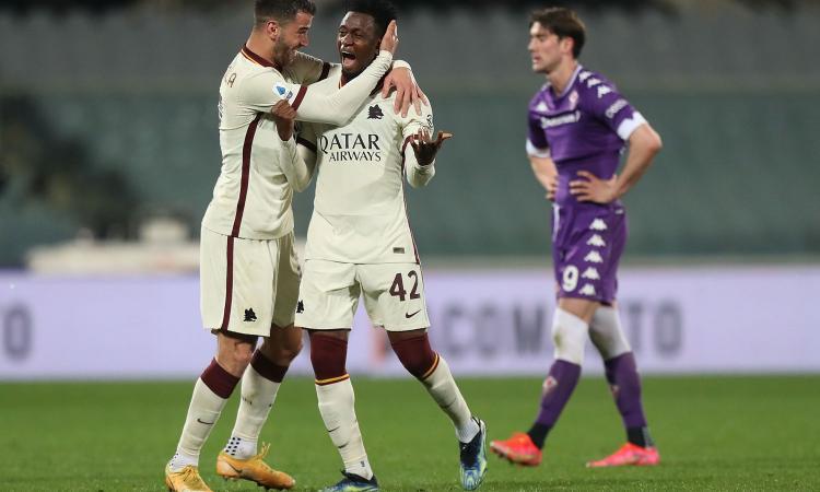 La Roma non molla e si rilancia per la Champions, la Fiorentina è nei guai. Prandelli, Ribery non si toglie