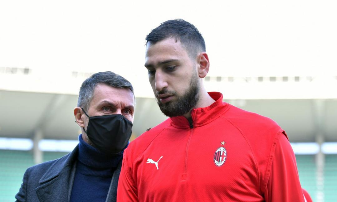 'Voglio il Milan', l'urlo di Gigio!