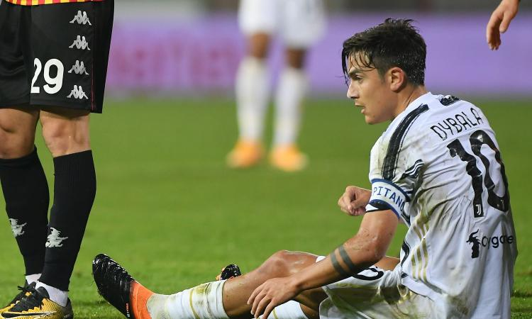 Juve-Dybala ai titoli di coda: rinnovo bloccato, Joya in vendita