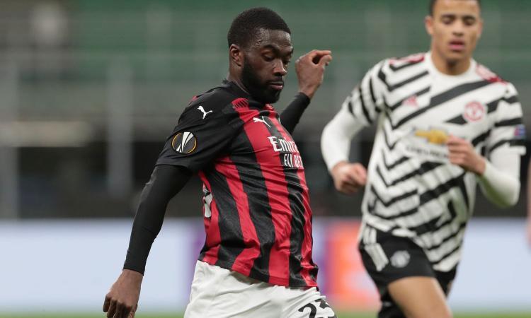 Milan, Tomori verso l'esclusione contro il Benevento