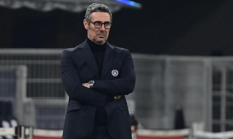 Udinese, Gotti e la multa: 'Chiedo scusa, giusta la sanzione'