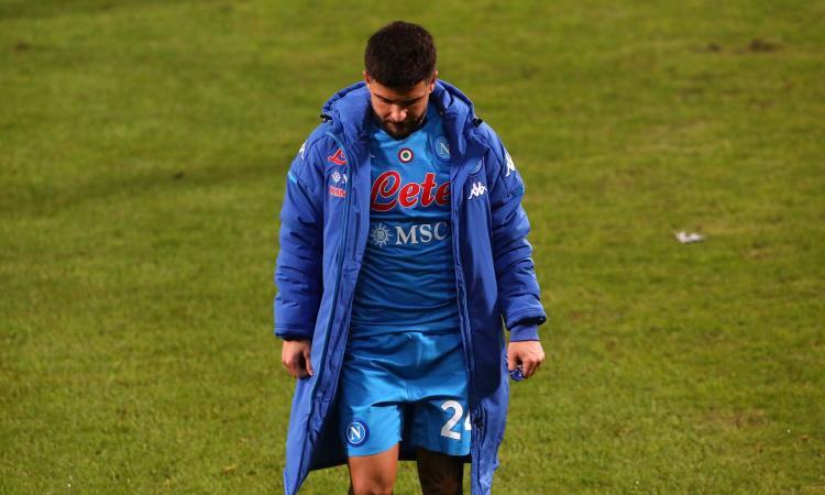 Napoli, al 90' battibecco Insigne-Gattuso: capitano infuriato coi compagni, la reazione nervosa