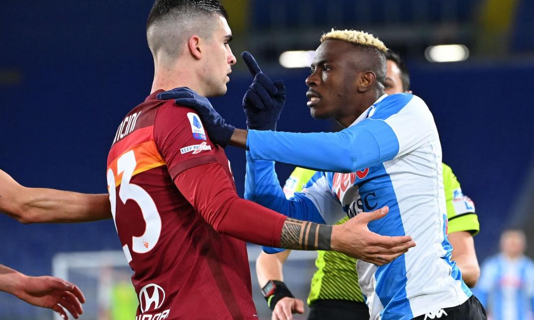 Napoli quasi in UEFA. Roma: la maledizione con le BIG