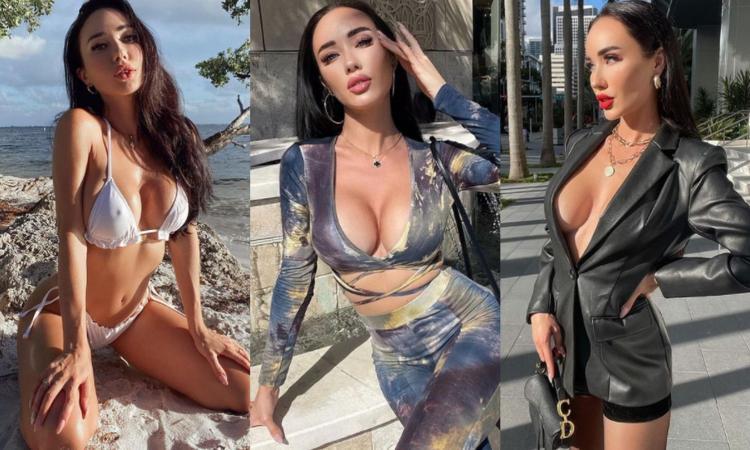 Nina, la russa di Miami: divano, cibo, moda e FOTO HOT!