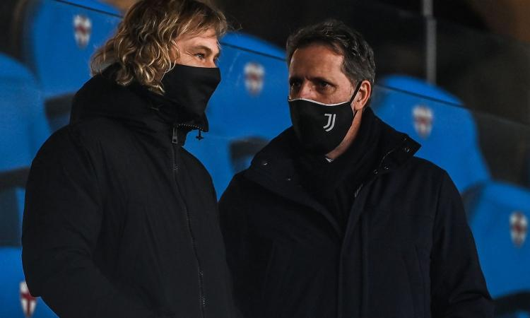 'Urla in campo contro Dybala e McKennie': Juve, la reazione di Nedved e Paratici