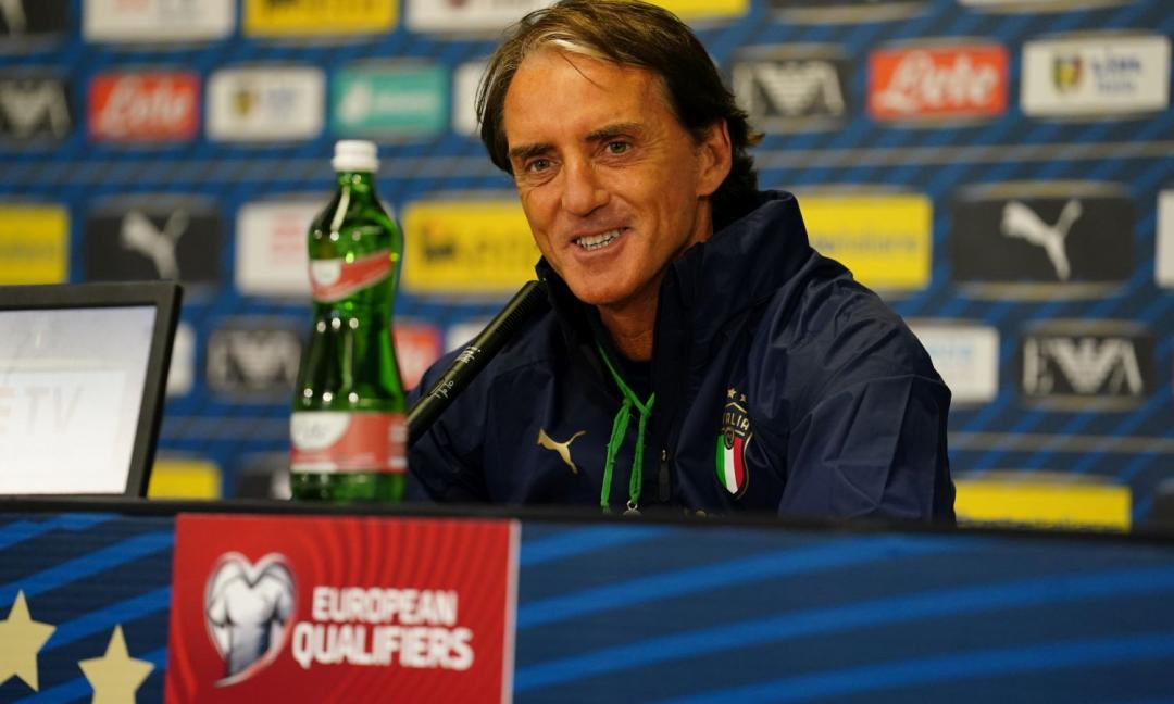 Mancini punta la Lituania con un occhio all'Europeo
