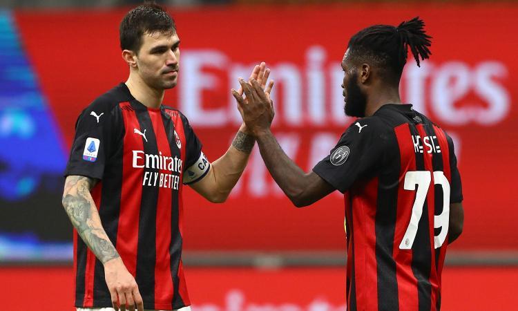 Kessie limita i danni ma non evita la figura: Milan in grave caduta, il rischio non è l'Inter ma chi insegue