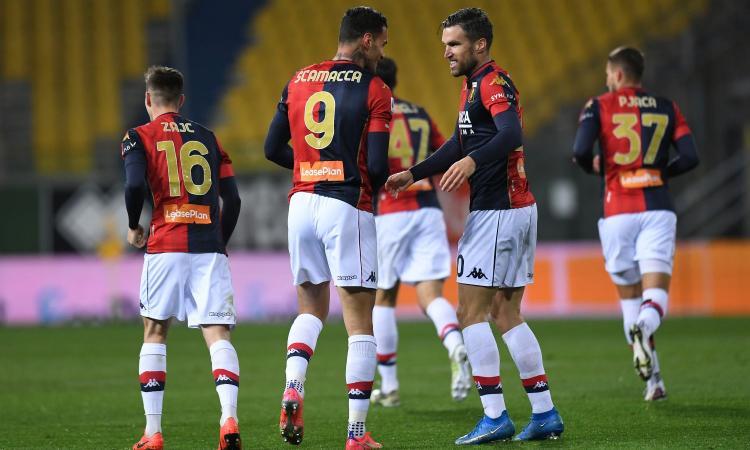 Juventus, in casa Genoa due obiettivi per l'attacco