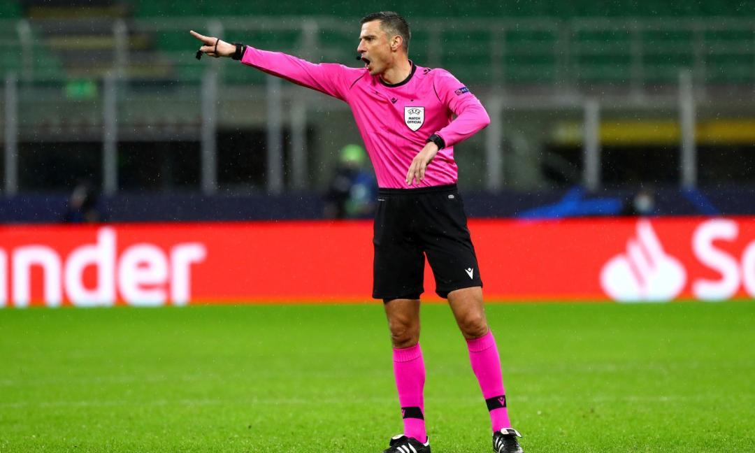Belgio-Italia: dirige Vincic, l'arbitro col... vizietto