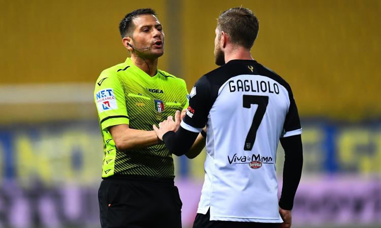 Parma-Inter, la MOVIOLA: niente rigore su Man. La goal line technology certifica il vantaggio di Sanchez