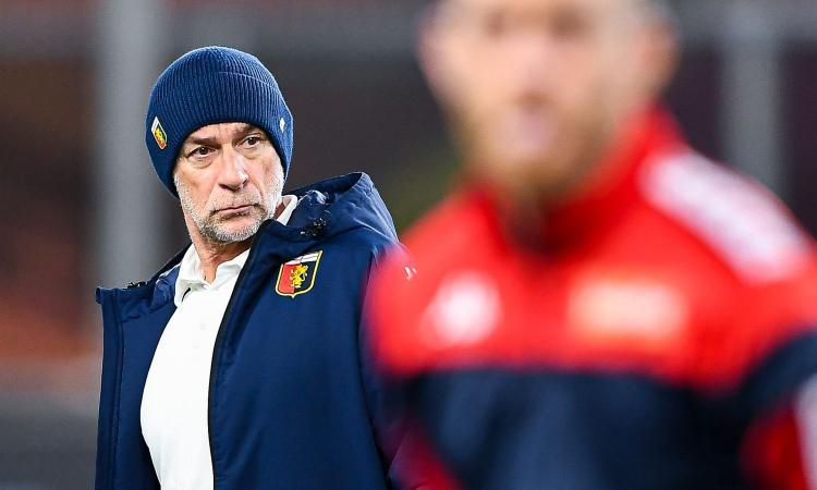 Genoa, Ballardini: 'Contro la Juve ho capito di avere giocatori importanti. Scamacca con Destro...' VIDEO