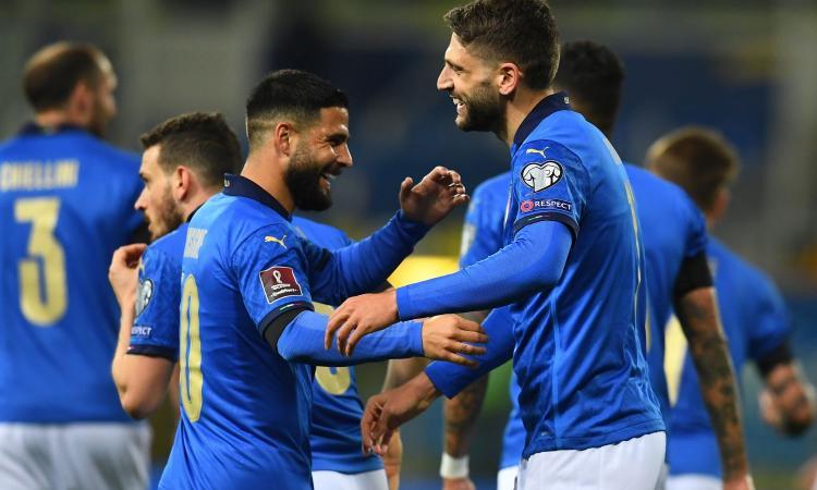 Italia, le pagelle di CM: Berardi e Florenzi super, ottimo Donnarumma. Male Pellegrini e Locatelli