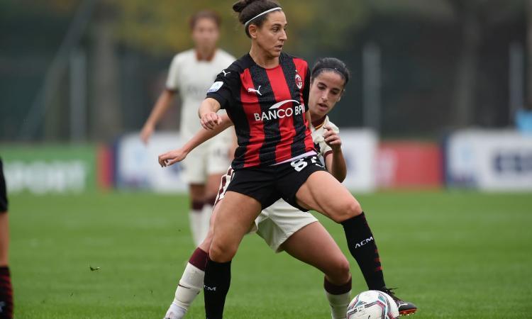 Milan femminile, Boquete: 'Ci giochiamo lo scudetto. Magari faccio il mio primo gol con la Juve...'