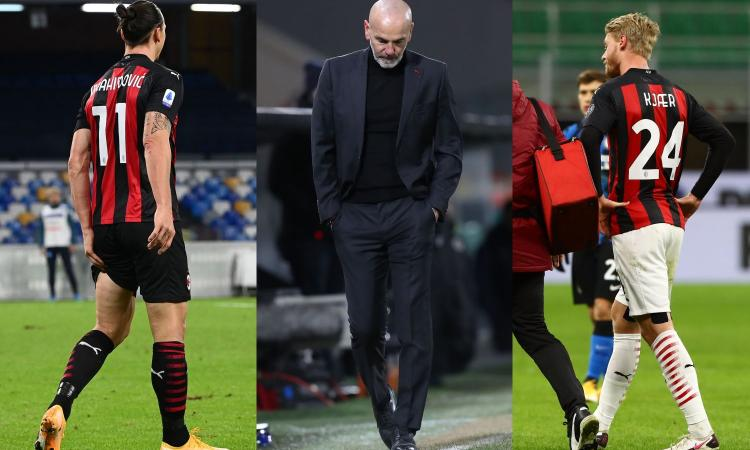 Milan, una sola gara su 38 con undici titolari: il dato sugli infortuni e quelle statistiche che non mentono