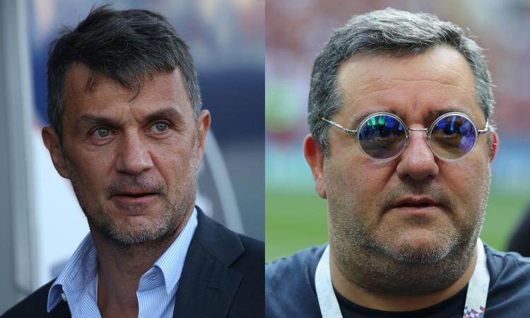 Milan, contatto con Raiola per un attaccante: il destino dipende da Haaland