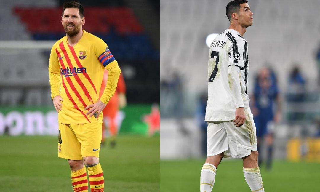 Messi o Ronaldo: sicuri di voler scegliere?