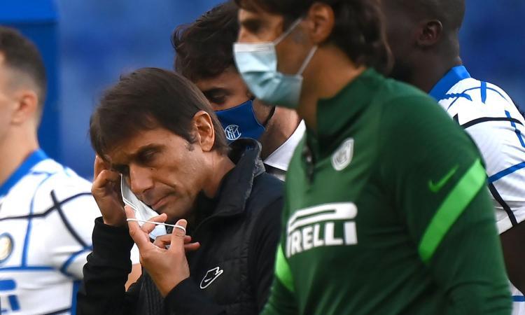 Scontro Inter-federazioni sui giocatori convocati: Conte non vuole farli partire, lunedì l'Ats può 'liberarli'