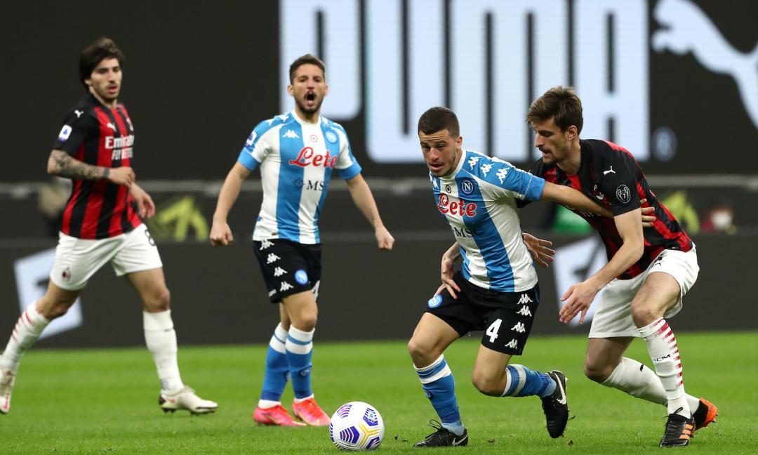 FMJ - Un baratto per Manchester? Pagelle Milan-Napoli 0-1