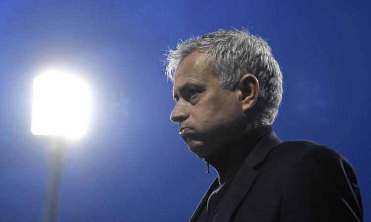 Dall'Inghilterra: Mourinho non direbbe no alla Juve