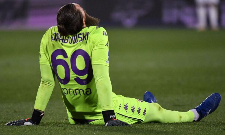 Fiorentina, Dragowski da blindare per il futuro