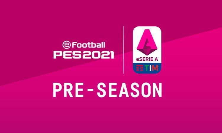 Non solo Fifa 21: la eSerie A è pronta al via anche su eFootball PES 2021, i dettagli