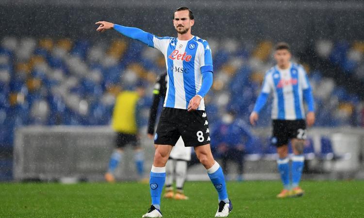 Fabian ha deciso, addio Napoli: la verità sull'Inter e la richiesta di De Laurentiis