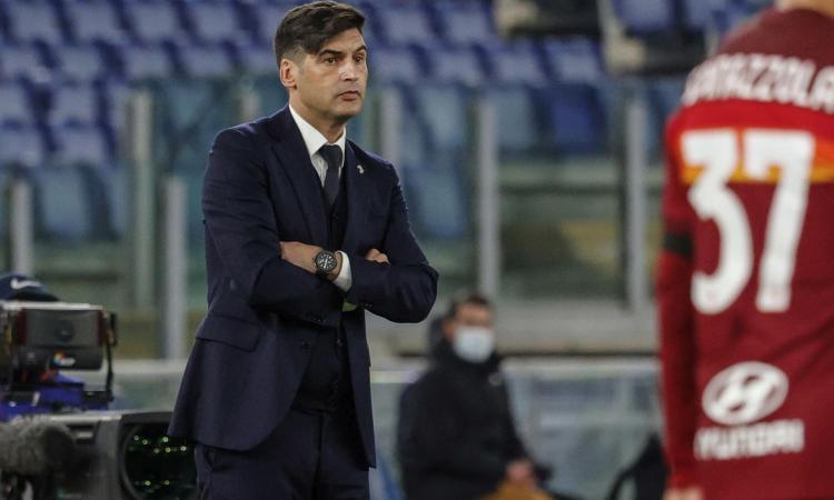 Roma, Fonseca annuncia: 'Smalling e Pedro giocano. Troppe partite, le nazionali giochino meno'