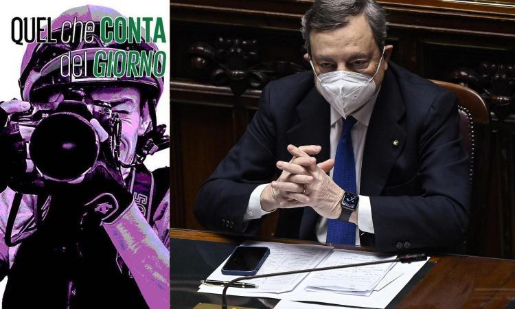 Il rischio di Draghi? Meglio calcolarselo da soli per non rivedere morti come i carabinieri contagiati da 3000 incoscienti