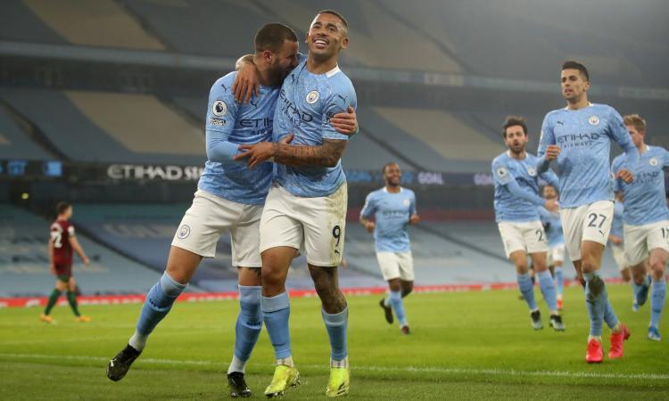 Manchester City: un club si muove per Gabriel Jesus
