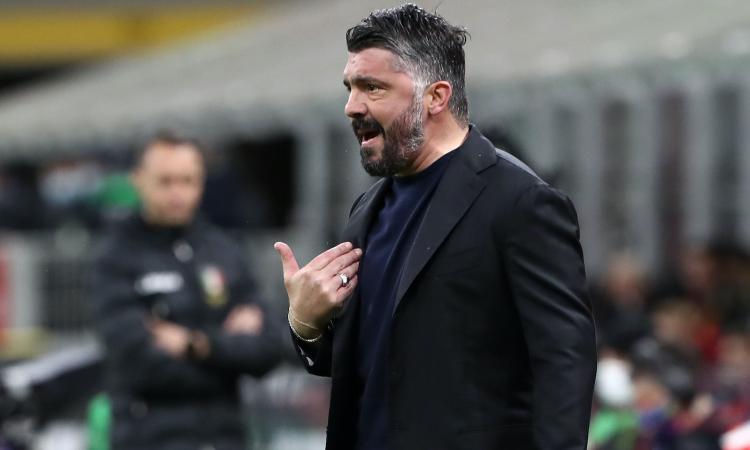 Fiorentina: i nomi per la panchina, da Gattuso a Blanc
