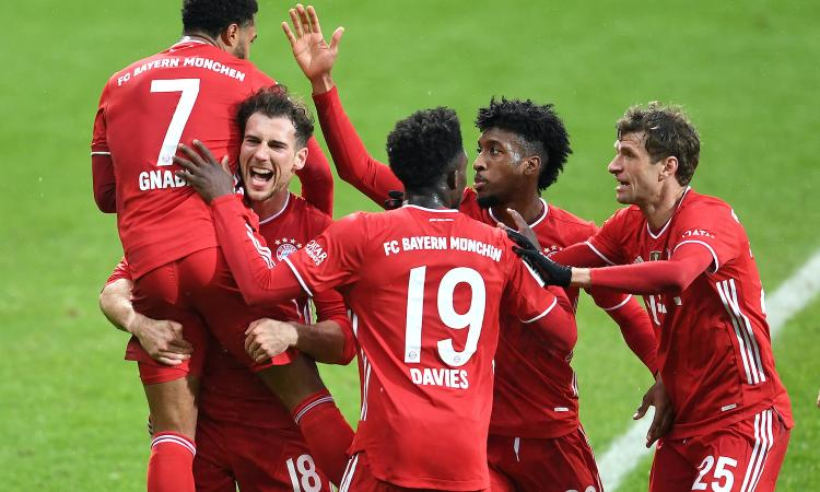 Niente Juve, un centrocampista del Bayern verso il rinnovo