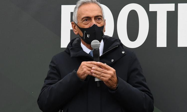Gravina su Lazio-Torino: 'C'è oggettiva impossibilità di disputare la gara. Come Juve-Napoli? Situazione differente'
