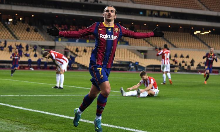 Dybala, la Juve pensa a uno scambio: il Barcellona propone Griezmann, lo stipendio fa paura ma l'idea è concreta