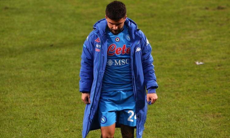 Napoli, alta tensione: Insigne chiede scusa, ma lo spogliatoio ribolle. Gattuso non può sbagliare col Bologna