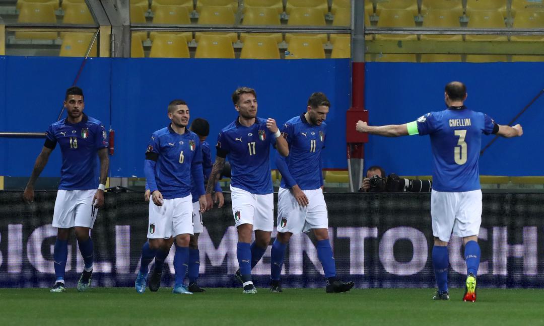 Italia: buona la prima