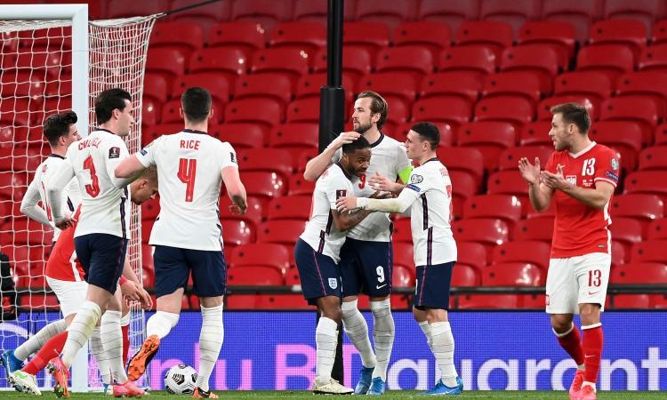 Euro 2020: per l'Inghilterra strada in discesa verso Wembley, il colpo di Shevchenko a 4,50