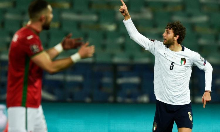 Juve, senti Locatelli: 'Sono cresciuto e sono pronto per una grande. Giocare all'estero per me è un'opzione'