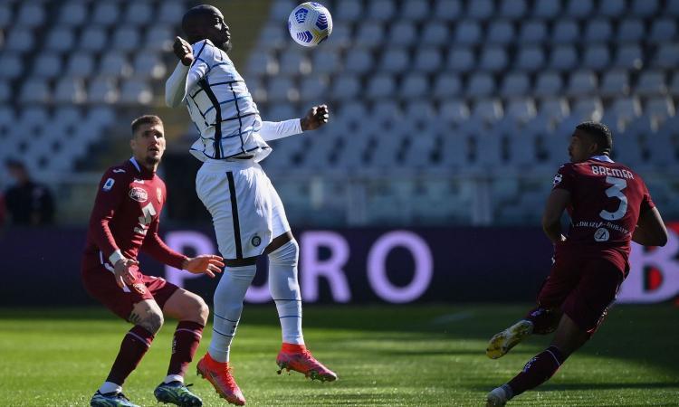 Inter, nessun tiro in porta nei primi 45': è la quinta volta in questo campionato