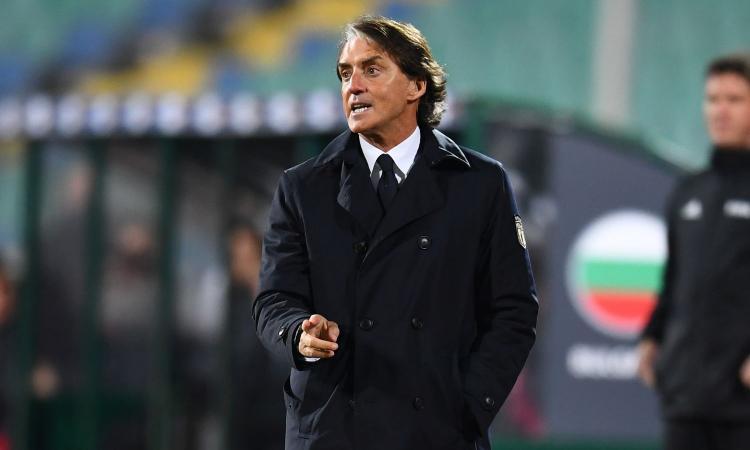 Mancini: 'L'Inter dovrebbe essere un esempio per tutti. Zaniolo, Kean e i tifosi agli Europei...'