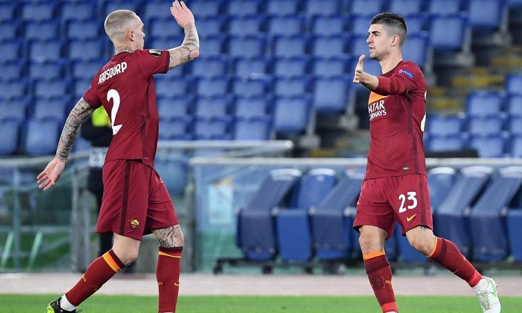 Mancini supera CR7, anche bomber per la Roma: Chelsea e United ci provano