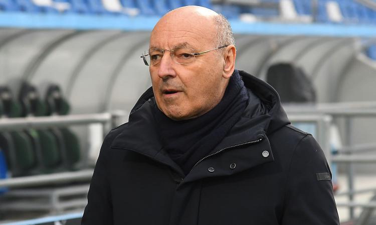Inter, si rivede Marotta: ad Appiano Gentile per seguire l'allenamento, mancava dal 20 febbraio scorso