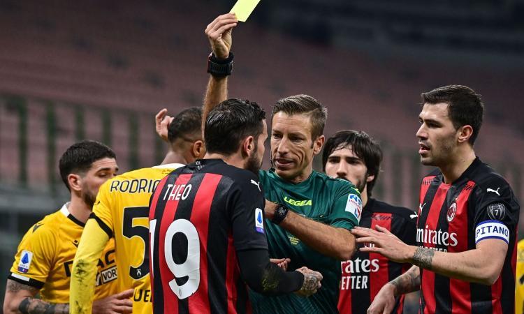 Serie A, la MOVIOLA: tre rigori in Sassuolo-Napoli. Penalty al Milan, protesta l'Udinese. Gol Roma ok al Var