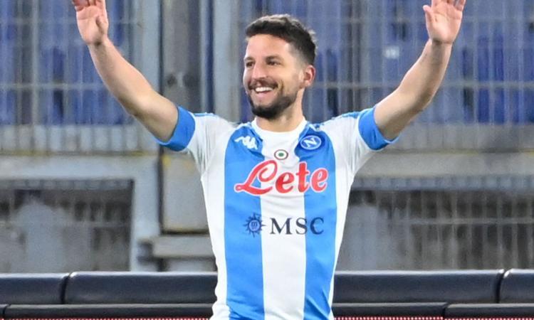 Il Napoli non può rinunciare a Mertens, nonostante l'ingaggio. C'entra Osimhen