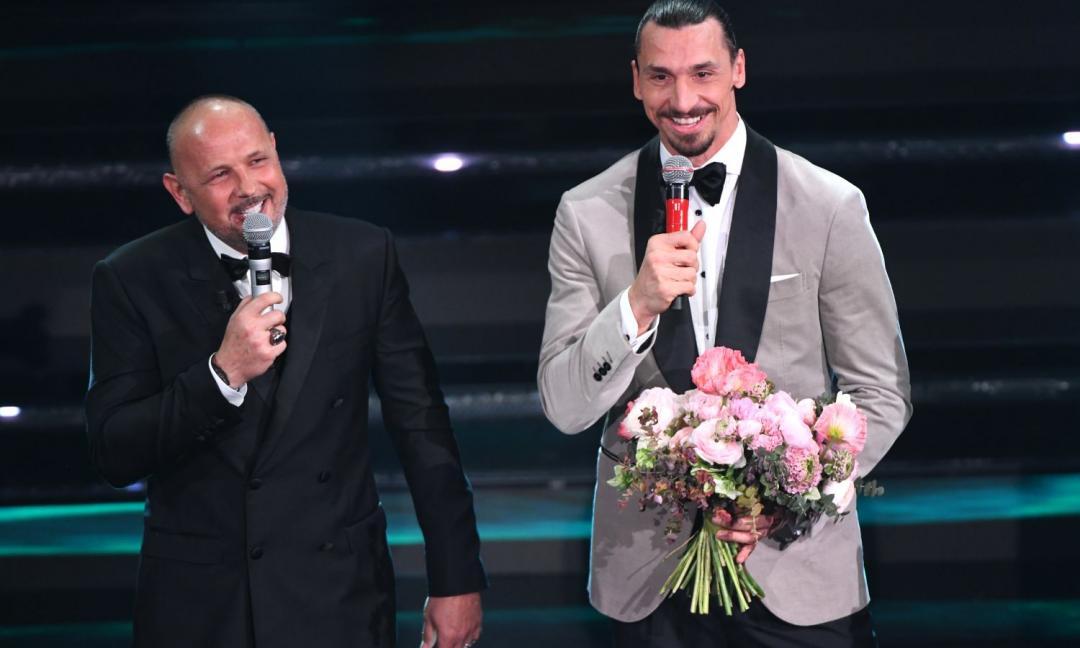 #BARVXL: Ibrahimovic, tra Sanremo 2021 e realtà