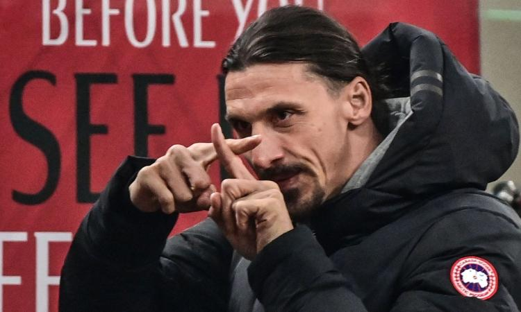 Ibrahimovic: 'Sono tornato al Milan per vincere'. Poi punge l'Inter sulla Champions...