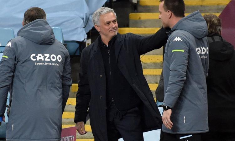 Roma e Mourinho, sognare è lecito: per i bookie Champions e Coppa Italia non sono un miraggio