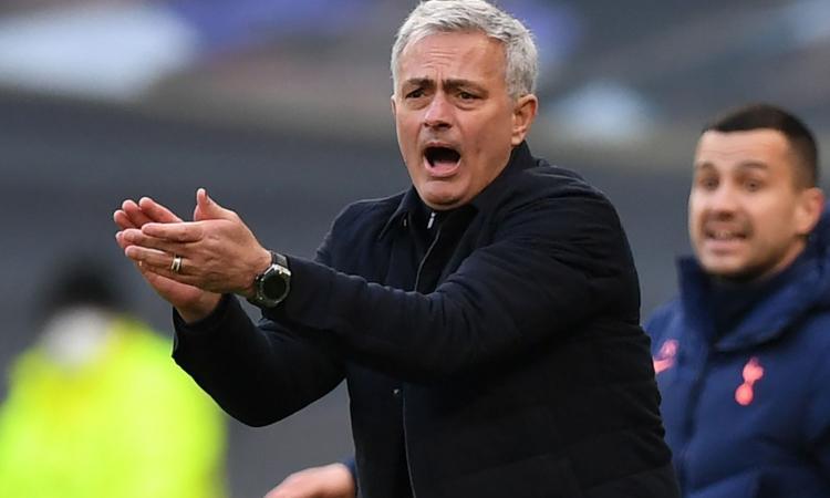 Tottenham: la scelta di Mourinho su un ex Roma